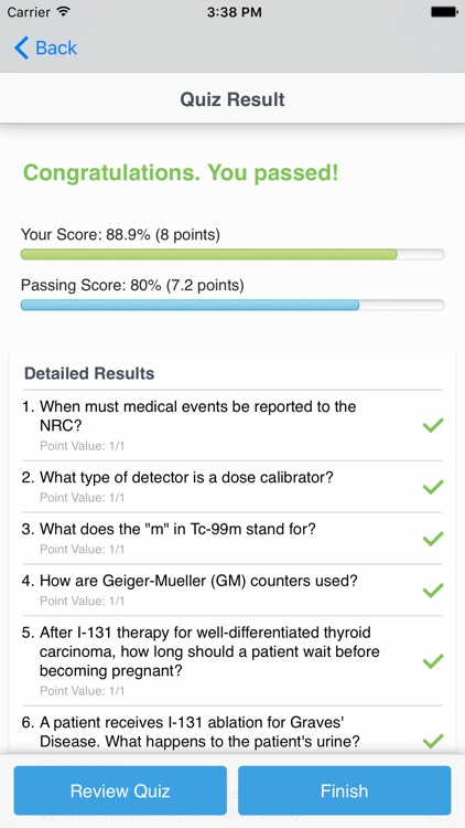 Radiology Core: Physics (Premium Edition) screenshot-3