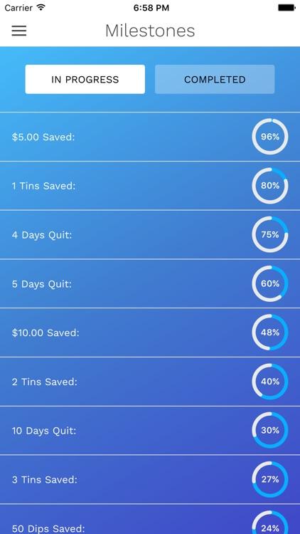DipQuit: Quit Dipping Smokeless Tobacco