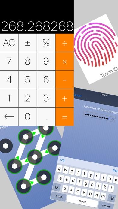 Lock Photos Safe: Hide Private Photo Picture Vault app image