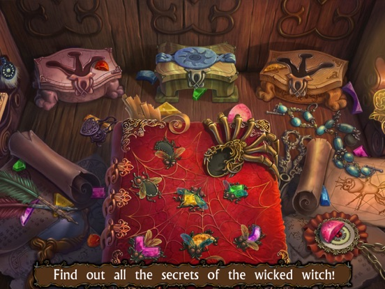 Witch's Pranks: Frog's Fortune Adventure screenshot 8
