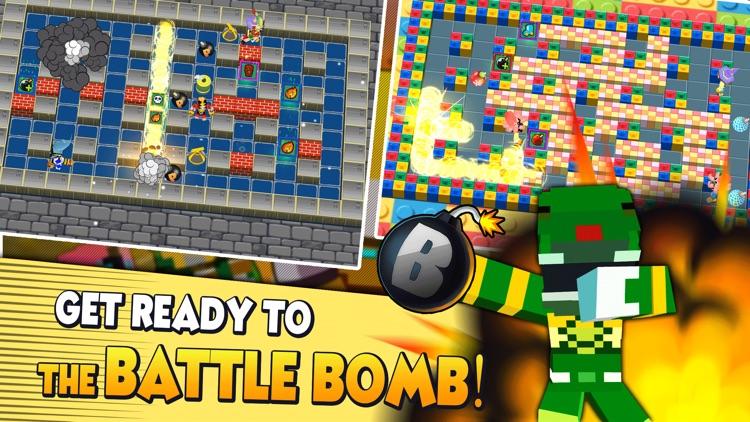 Bomber Rangers 3D Game screenshot-3
