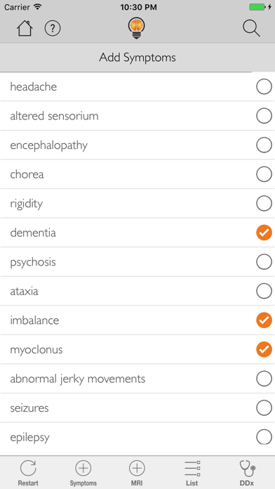 Neurology Dx
