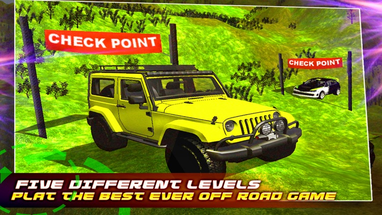Extreme Off-Road Driving Simulator