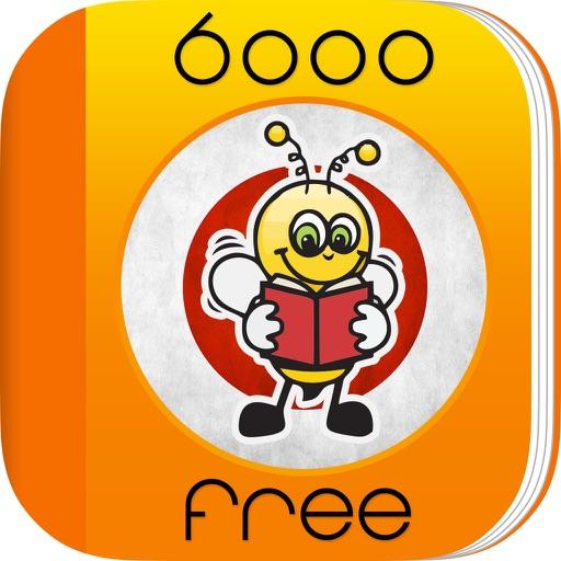 6000単語 – 日本語とボキャブラリーを無料で学習