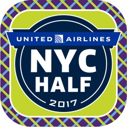 2017 United Airlines NYC Half Mobile App Apple Watch App