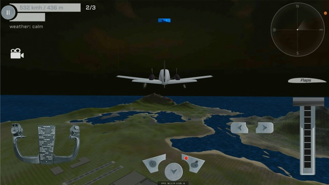Flight Sim : Plane Pilot 2 on the App Store