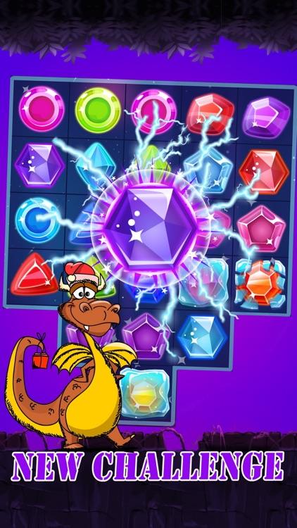 Diamonds gems magic match 3 - New matching game