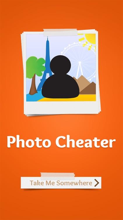 Photo Cheater