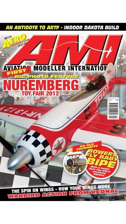 Aviation Modeller International Magazine screenshot-3