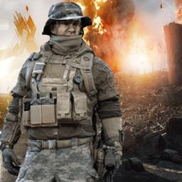Real Commando Secret Sniper Mission