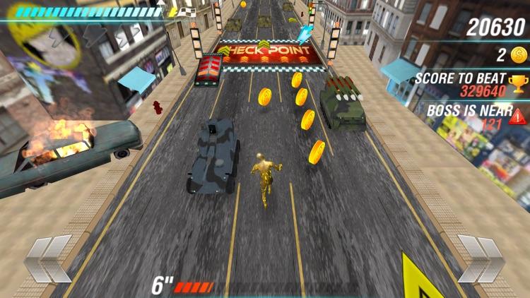 War of Zombies: The Tank Racing Game screenshot-3