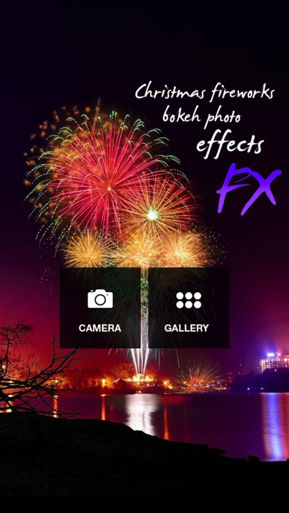 Fireworks Fx - Photo Booth Effects