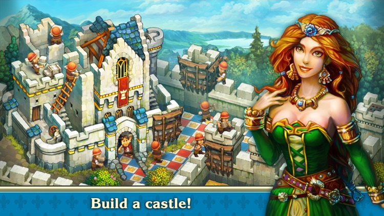 The Tribez & Castlez screenshot-0