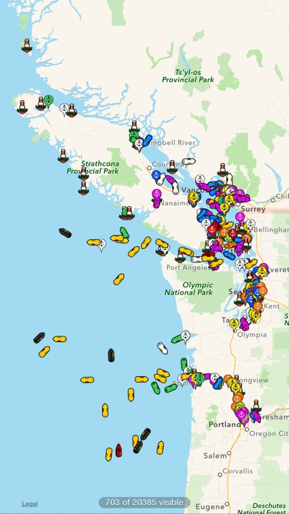 Ship Finder screenshot-4