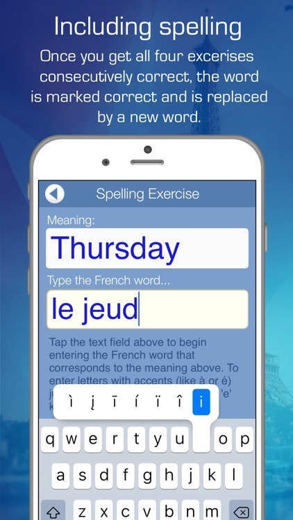 Learn French Audio FlashCards screenshot-4