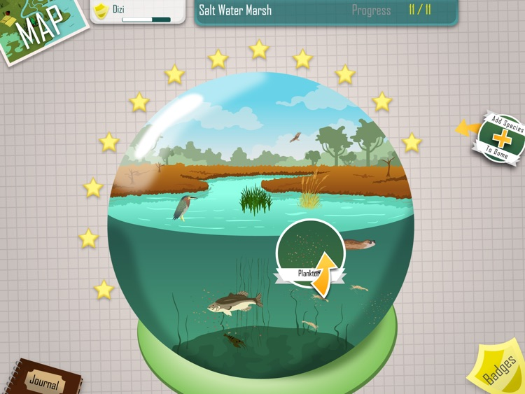 iBiome-Wetland screenshot-1