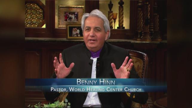 Benny Hinn TV on the App Store