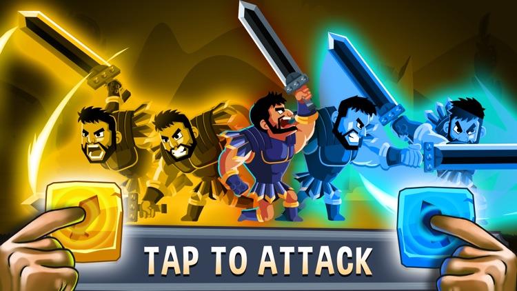 Gladiator vs Monsters - Combat Warrior Hero Game screenshot-3