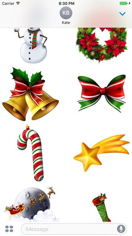 Pico Christmas Sticker Pack