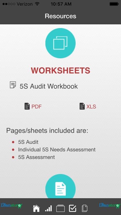 Manufacturing 5S Audit screenshot-4