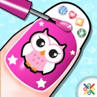 Manicure Nail Salon - A Girl Makeover Game icon