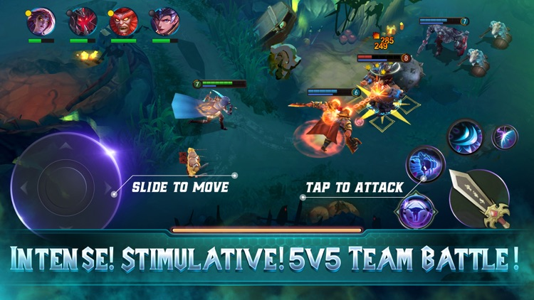 MOBA Legends screenshot-3