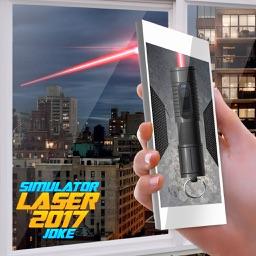Simulator Laser 2017 Joke