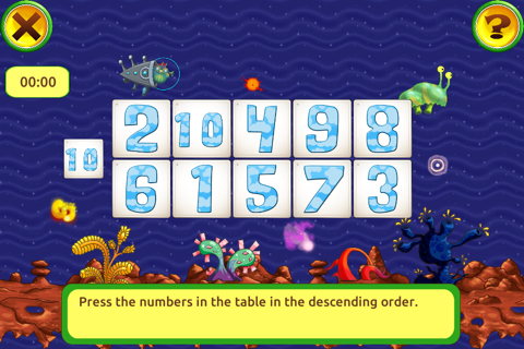1 to 10 Lite - Games for Learning Numbers - náhled