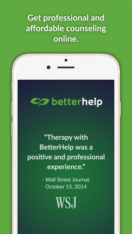 BetterHelp - Online Counseling and Therapy