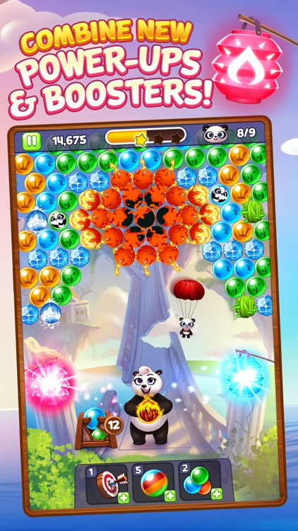 Panda Pop screenshot-2