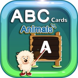 ABCCards Animals Preschool ABC Vocabulary Learning