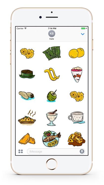 Panamanian Food screenshot-3