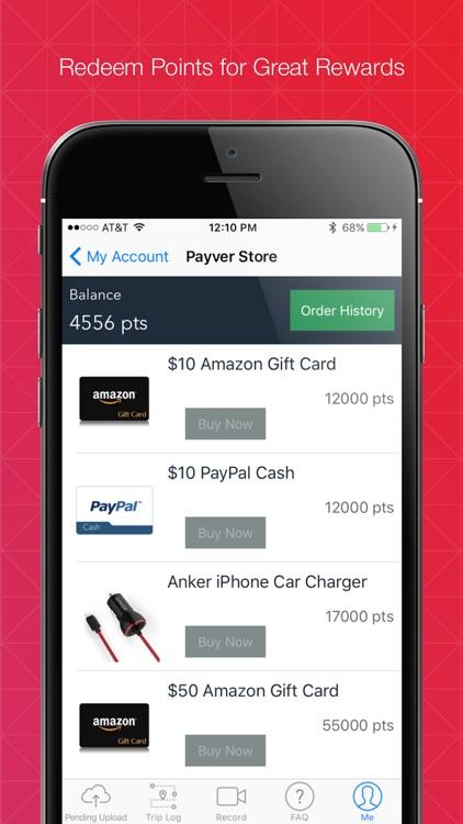 Payver - Smart Dashcam
