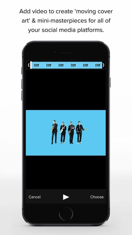 TAD - Music Cover Art Design screenshot-3