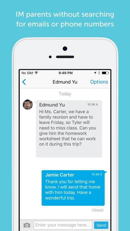 Bloomz: For Teachers & Schools screenshot-4