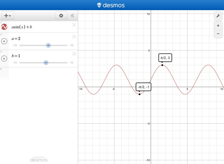 Desmos Test Mode