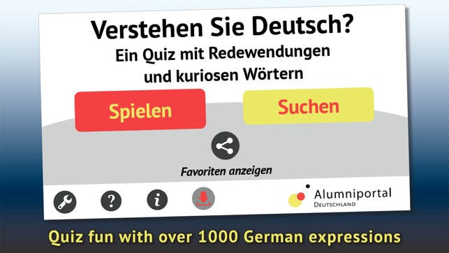 Do You Understand German On The App Store
