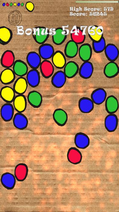 Doodle Bubble UN explode screenshot three