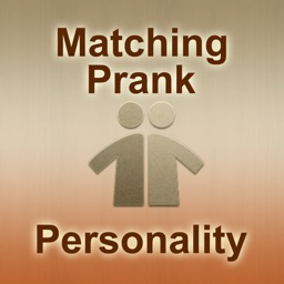 Personality Match Prank : Check Your Personality