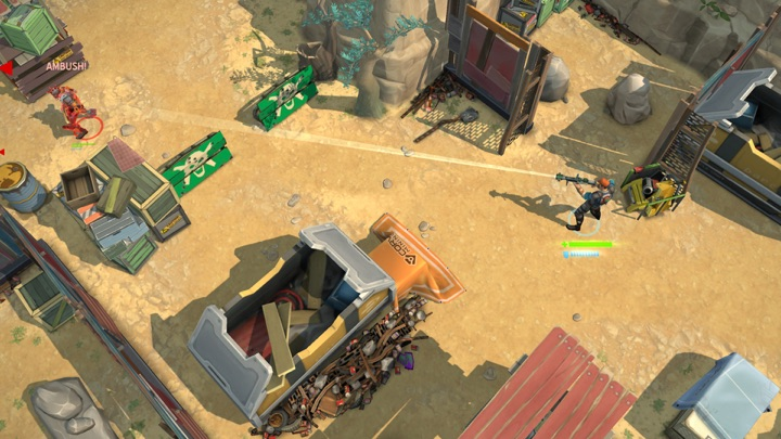 Space Marshals 2 Screenshots
