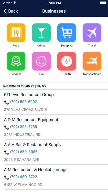 i4vegas - Las Vegas Hotels screenshot-4