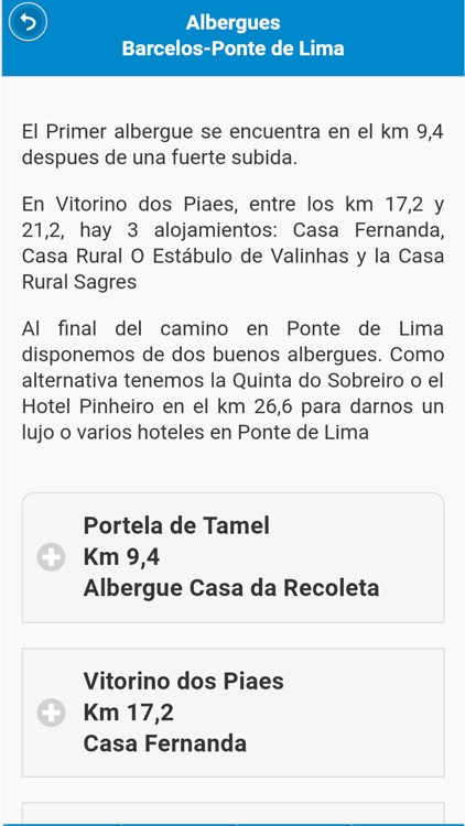 Camino Portugues PREMIUM screenshot-2