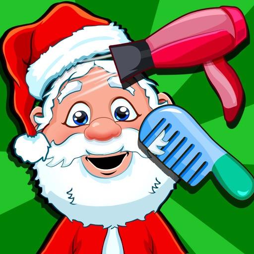 Christmas Salon Spa Hair Games
