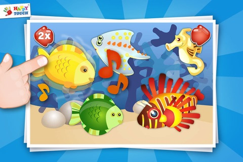Animated Animals Worlds by HAPPYTOUCH® - náhled