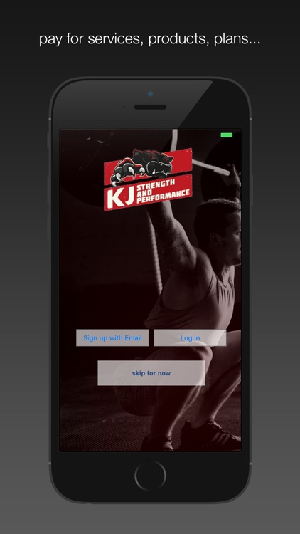 KJ Strength & Performance