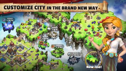Battle Skylands: Island Allies screenshot three