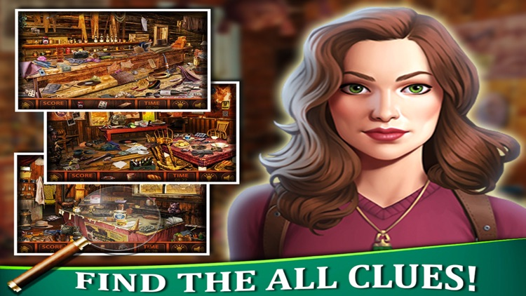 Hidden Objects - The Spirit