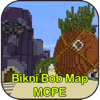 Bikini Bob Map for Minecraft PE - MCPE