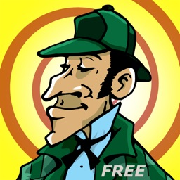 Hidden Objects : Detective Sherlock Holmes - Free