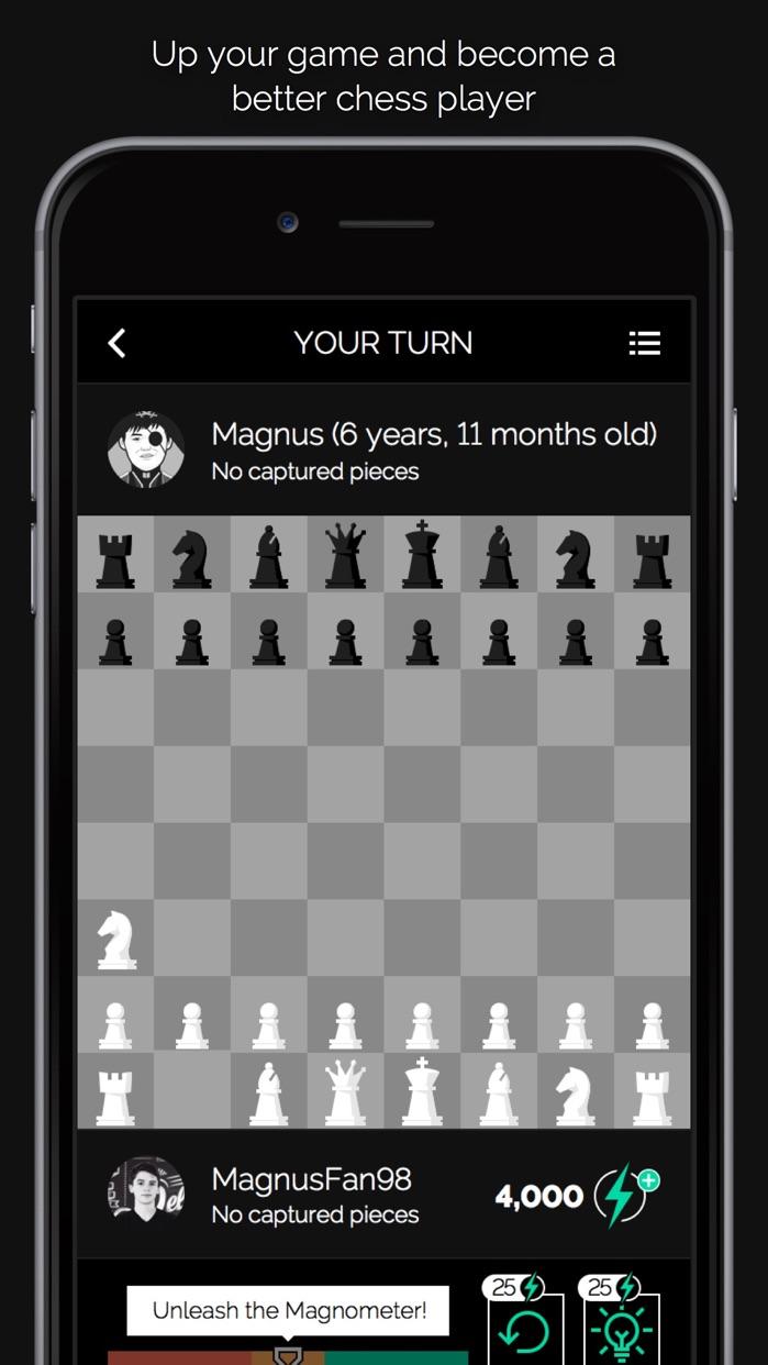 Play Magnus - Play Chess Screenshot